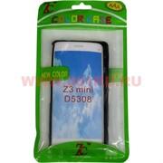Бампер-чехол для телефона Sony Xperia Z3