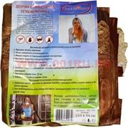 Дверная антимоскитная сетка 210х94 см Hozma 18 магнитов птичек (цвет коричневый)