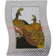 Зеркало женское с рисунками, цена за 60 шт/уп