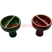 Чашка внешняя двойная 3 цвета 10 шт/уп