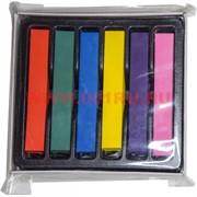 Мелки для волос Hair Chalk 6 шт/уп