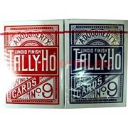 Карты для покера Tally-Ho (США), цена за 2 упаковки