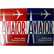 Карты для покера Aviator (США), цена за 2 упаковки