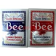 Карты для покера Bee профессиональные (США)