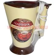 Чайник маленький 0,5 л (с ложкой)