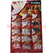 Ногти накладные (A002-1), цена за лист из 12 наборов