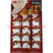 Ногти накладные (A166W), цена за лист из 12 наборов