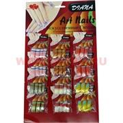 Ногти накладные (A176), цена за лист из 15 наборов