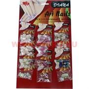 Ногти накладные (A158), цена за лист из 12 наборов