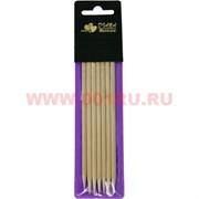 Деревянные палочки для ногтей
