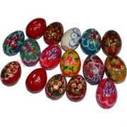 Яйца Пасхальные ХВ в ассортименте цена за 1 шт