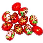 Яйца Пасхальные в ассортименте маленькие цена за 1 шт