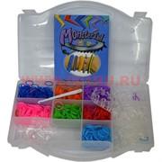 Резиночки для плетения браслетов Monster Tail 2000 шт