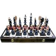 Шахматы деревянные из дуба