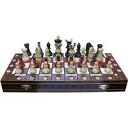 Шахматы из сосны (С-501)