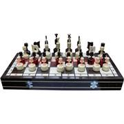 Шахматы из сосны (С-502)