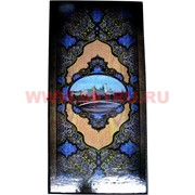 Нарды с Кремлем деревянные 40х20 см (шелкография)
