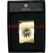 """Зажигалка Shayu со спиралью с зарядкой от USB """"узоры"""""""