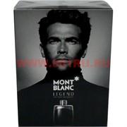 """Туалетная вода Mont Blanc """"Legend"""" 100 мл мужская"""