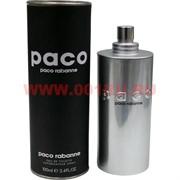 """Туалетная вода Paco Rabanne """"Paco"""" 100 мл мужская"""