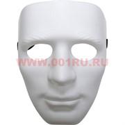 Маска Мима белая