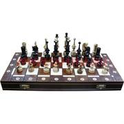 Шахматы деревянные из дуба 52х52 см доска