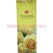 """Благовония HEM """"Tea Rose"""" (Чайная Роза) 6 шт/уп, цена за уп"""