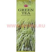 """Благовония HEM """"Green Tea"""" (Зеленый Чай) 6 шт/уп, цена за уп"""