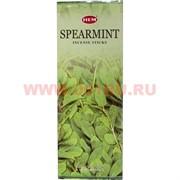 """Благовония HEM """"Spearmint"""" (Мята курчавая) 6 шт/уп, цена за уп"""