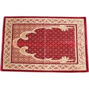 Коврик мусульманский для намаза 70х107 см (плотная ткань) цвета и рисунки в ассортименте