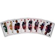 """Карты игральные """"Большой раскол"""" 36 карт с президентами и полититическими деятелями"""