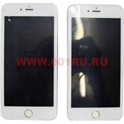 Зажигалка газовая iPhone 6 Plus (2 цвета) в натуральную величину