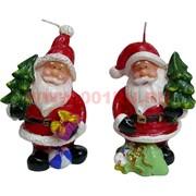 Дед Мороз свеча, (303) цена за коробку из 144 штук
