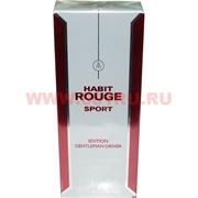 """Туалетная вода Guerlain """"Habit Rouge Sport"""" 100 мл мужская"""