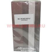 """Туалетная вода Burberry """"Burberry London"""" 100 мл мужская"""