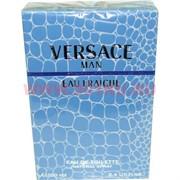 "Туалетная вода Versace ""Eau Fraiche"" 100 мл мужская"