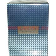 "Туалетная вода Gucci ""Gucci pour homme II"" 100 мл мужская"