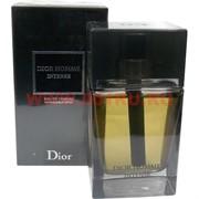 """Парфюмированная вода Christian Dior """"Dior homme Intense"""" 100 мл мужская"""