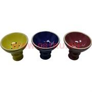Чашка внешняя большая (9 см диаметр) 3 цвета