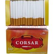 Гильзы для сигарет  с фильтром Corsar 100 шт King Size