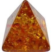 """Пирамида """"под янтарь"""" 5 см"""