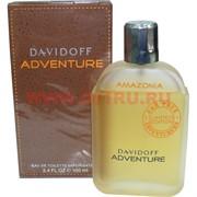 "Туалетная вода Davidoff ""Adventure"" 100 мл мужская"