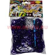 """Резинки Loom Bands """"цвет чернила"""" 600 шт, цена за 12 уп"""