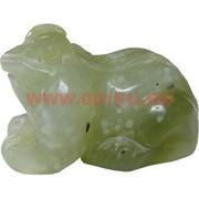 Лягушка из нефрита 4 см