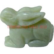 Кролик из нефрита 4,3 см