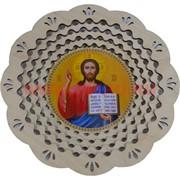 """Тарелка с иконкой """"Иисус Христос"""""""