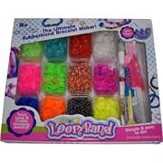 Набор подарочный Loom Bands (крючок, станок)
