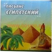 """Пасьянс """"Египетский"""""""