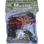 """Набор военных убранств """"Military"""" (DO55)"""