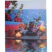 Картина с подсветкой 40*50 в ассортименте